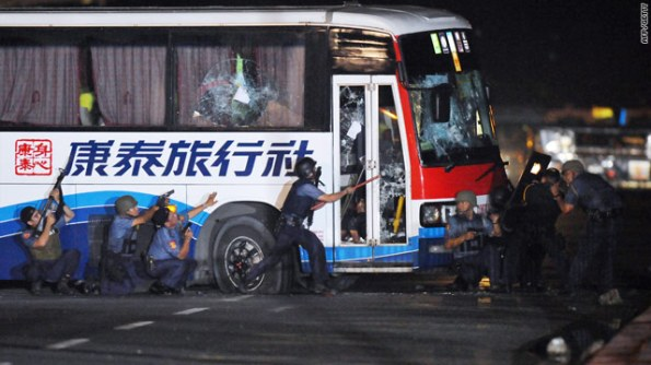 Luneta Hostage Crisis